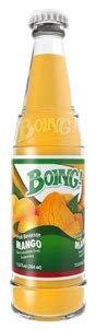 Boing! Mango 11.8oz (349ml)                          Case of 24 Bottles