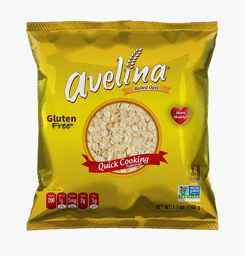 Avelina, Quick Cooking Oats 1.7oz