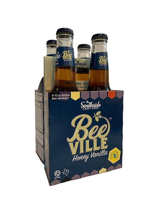 BeeVille 4-pack 12oz (355ml)