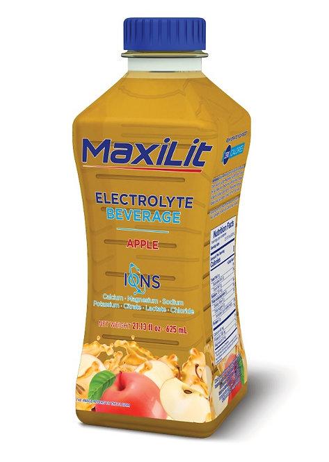 Maxilit Apple Electrolyte 21.13 fl oz (625ml)