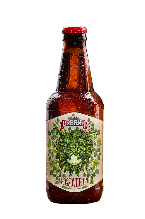 Urbana Crossover IPA Beer 12FL oz (355ml)