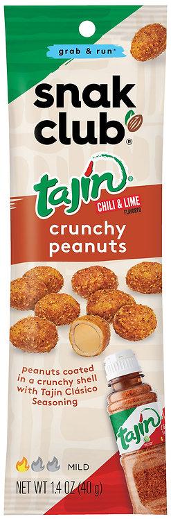 Snak Club, Tajin Crunchy Peanuts
