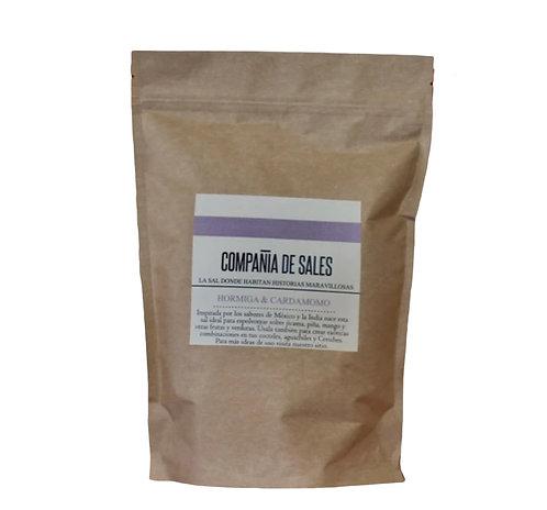 Compania de Sales: Chicatana Ant & Cardamom Sea Salt 1kg