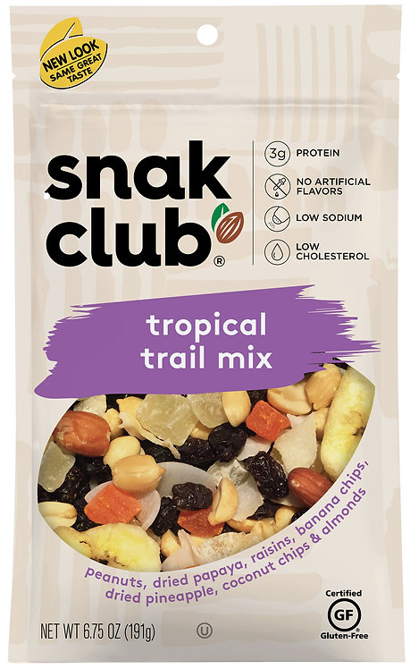 Snak Club, PP Tropical Mix