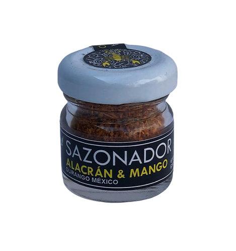 El Majadero, Scorpion & Mango Salt 1oz (30g)