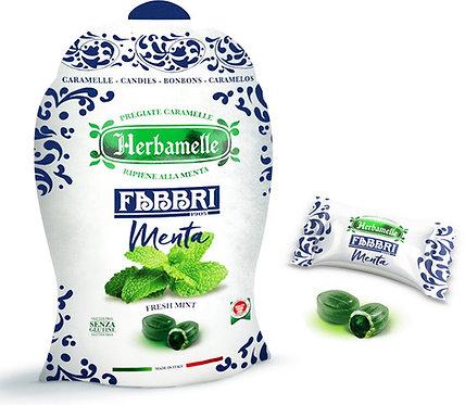 Fabbri, Mint Herbamelle (candies)