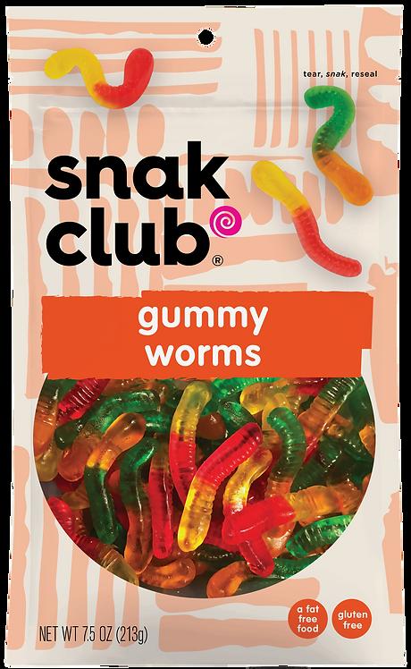 Snak Club, PP Gummy Worms