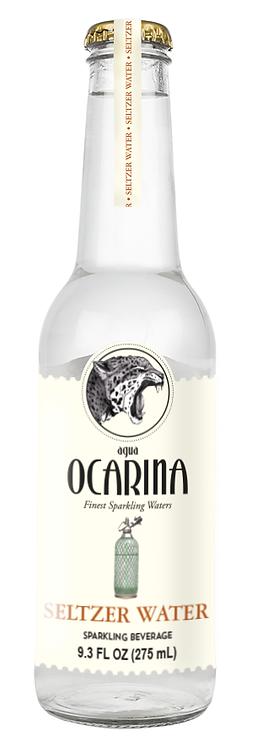 Ocarina: Seltzer Water  (Box of 8 Bottles)