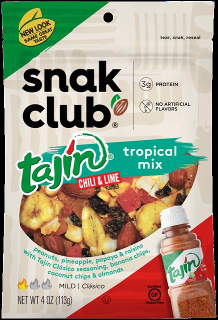 Snak Club, PP Tajin Tropical Mix