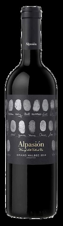 Alpasión, Grand Malbec (2014)