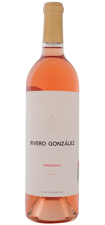 Bodega Rivero Gonzalez Rosado, 2018, 1 Bottle