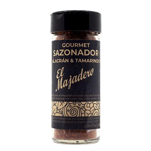 El Majadero, Scorpion & Tamarind Salt 4.4oz (125g)