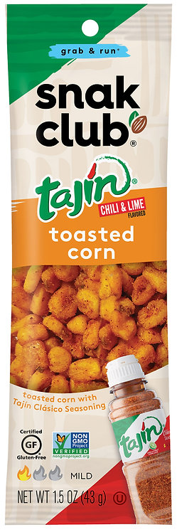 Snak Club, Tajin Toasted Corn