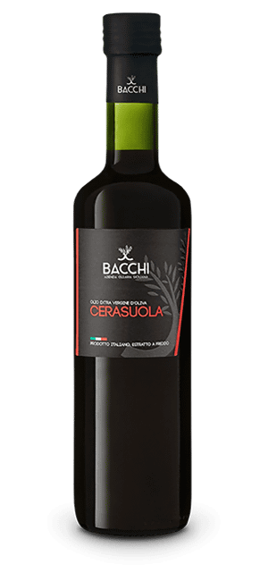 Bacchi, Extra Virgin olive oil
