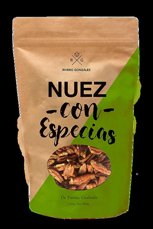 Spiced Pecans Rivero Gonzalez 4.76 oz. (135g)