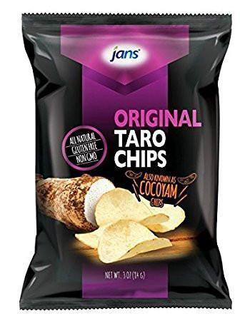 Jans Taro Chips, 3 oz (85g)