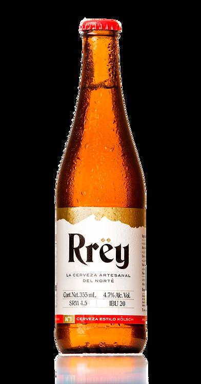 Cerveza Rrëy Kölsch Beer 12FL oz (355ml)
