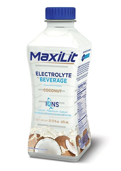 Maxilit Coconut Electrolyte 21.13 fl oz (625ml)