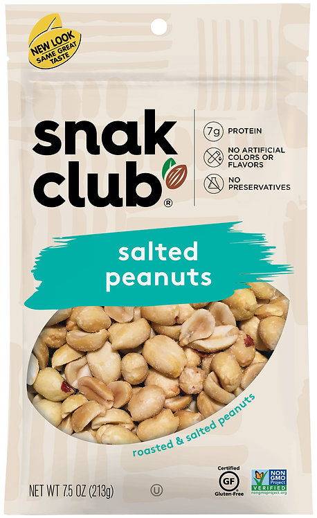 Snak Club, PP Peanuts Salted