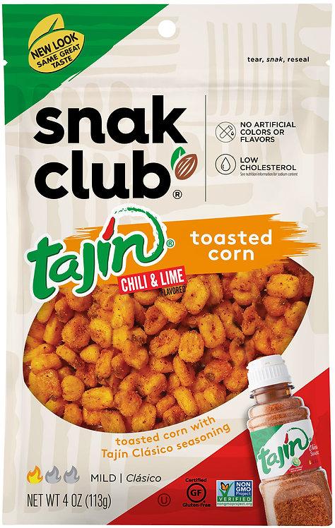 Snak Club, PP Tajin Clasico Toasted Corn