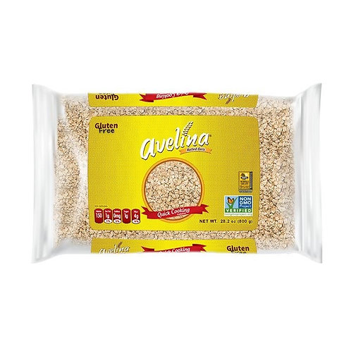 Avelina, Quick Cooking Oats 14.1oz
