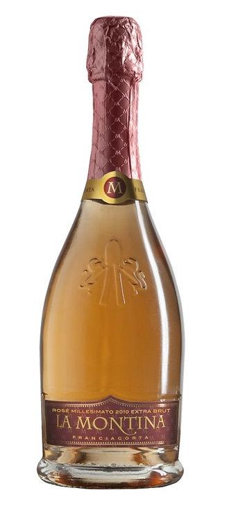La Montina, Franciacorta Rosé Millesimato Extra Brut (2010)