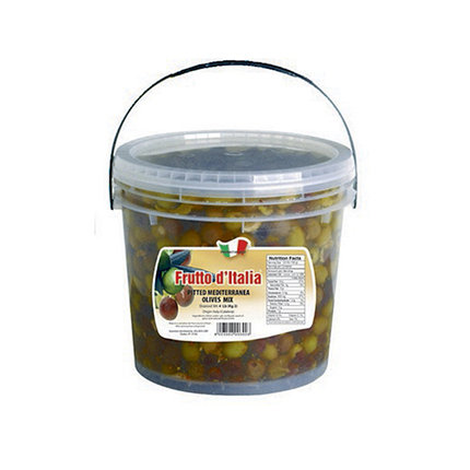 Frutto d'Italia Mediterranean Olive Mix Without Pit