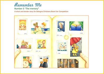 Remember Me (fifth illustration)