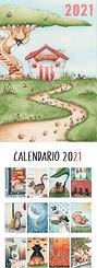 Cat Calendar 2021