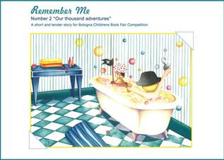 Remember Me (second illustration)