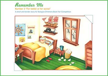 Remember Me (third illustration)