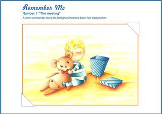 Remember Me (first illustration)