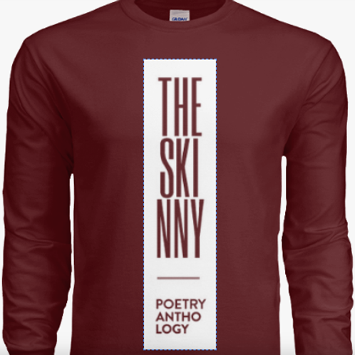 The Skinny Poetry Anthology T (Long Sleeve)
