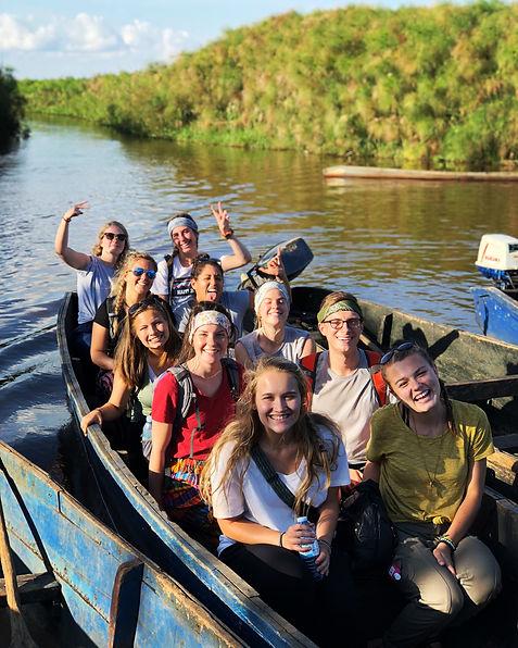 Team in Uganda