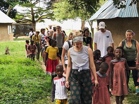 Uganda Orphanage