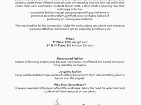 Green Team Contest - $$$