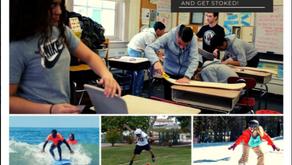 STOKED Skateboarding Club!