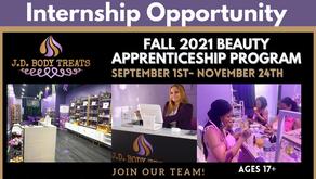 Internship Opportunity - ACT FAST!