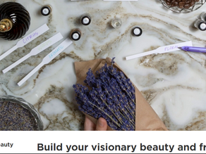 SCAD Beauty and Fragrance Info Session