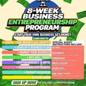 Business Entrepreneurship Program - ALL MAJORS Welcomed!