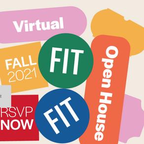 FIT Virtual Open House - Juniors & Seniors