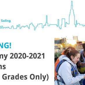 Hudson River Sailing Program at HSFI