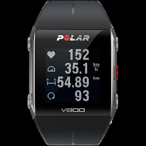 Polar V800 HR + Polar H7 borstband
