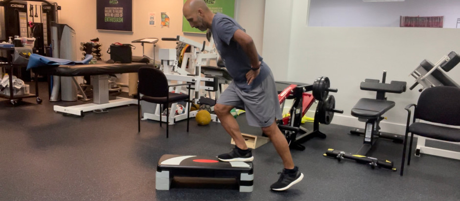 Simple Strengthening Exercises for Hip and Knee Problems