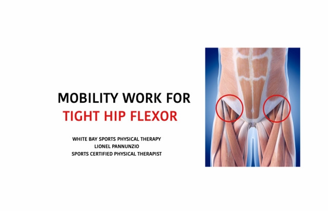 Hip Tightness In Soccer Players. Try These 2 Mobility Drills   Weston   Florida
