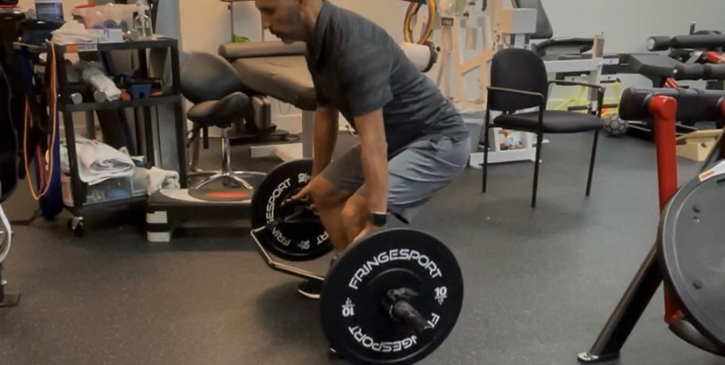 Essential Strength Training  for Soccer Players - Part 1 - Introduction.  Deadlifts and Squats.