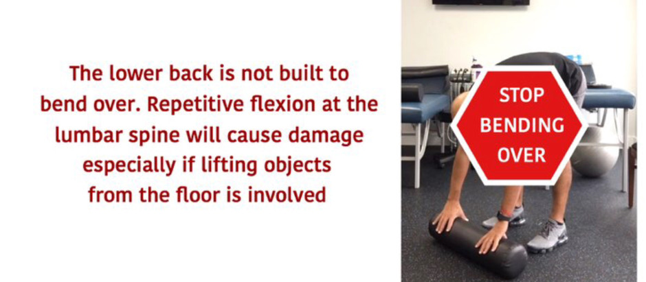 How to Properly Lift Objects From The Floor When You Have Low Back Pain    Weston   Florida