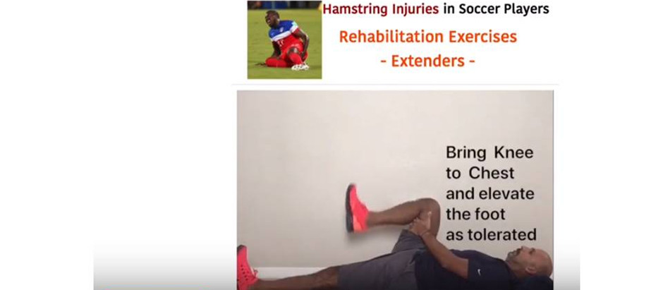 What Can I do to recover from a Hamstring Injury...? | Weston | Florida