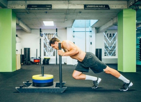Essential Strength Training  for Soccer Players - Part 3 - Push, Pull , Carry and Planks