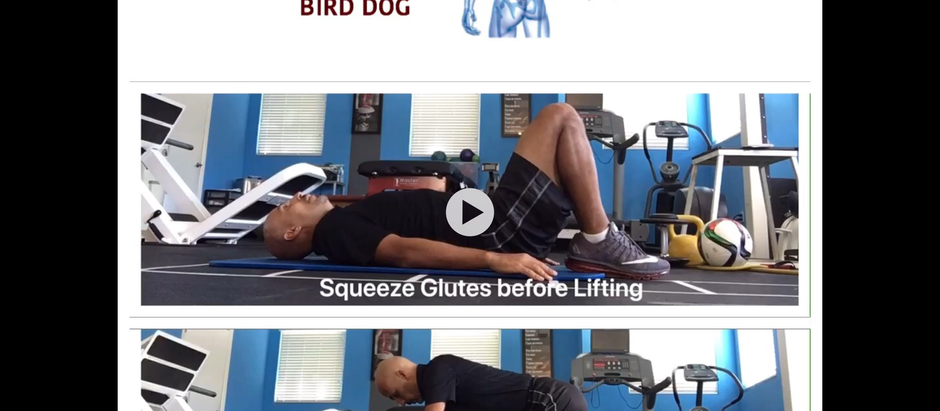 Soccer Players With Low Back Pain Should Be Doing These Two Exercises Daily   Weston   Florida